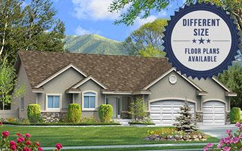 Custom Floor Plans | Idaho Falls Custom Home Builder | Fall